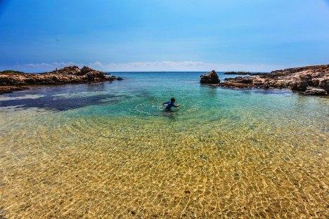 Island of Asinara, Sardinia, Italy