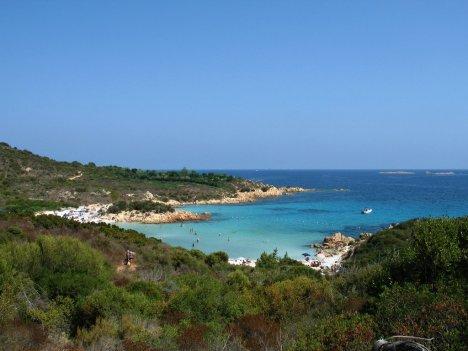 Spiaggia del Principe, Sardinia, Italy