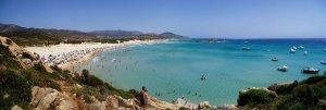 Su Giudeu beach, Sardinia, Italy