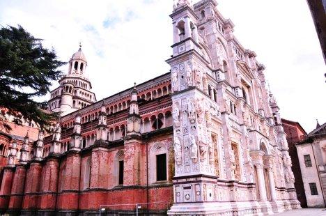 Certosa di Pavia, Lombardy, Italy