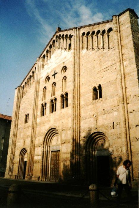 Basilica di San Michele Maggiore, Pavia, Lombardy, Italy