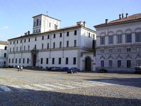 Collegio Ghislieri, Pavia, Lombardy, Italy