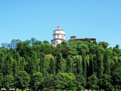 Monte dei Cappucini, Turin, Piedmont, Italy