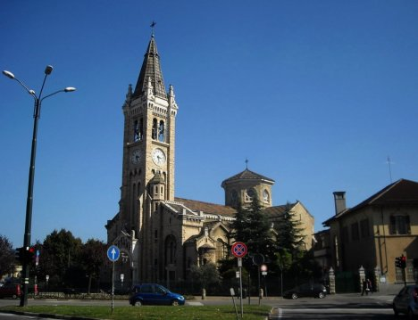 Santa Rita da Cascia, Turin, Piedmont, Italy
