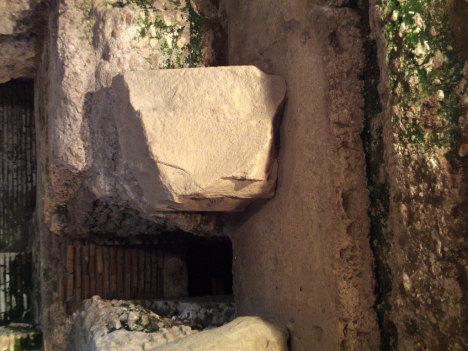 Crypta Balbi, Rome, Lazio, Italy