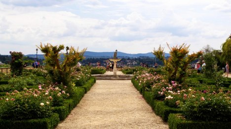 Most beautiful gardens in florence - Giardino di boboli firenze ...