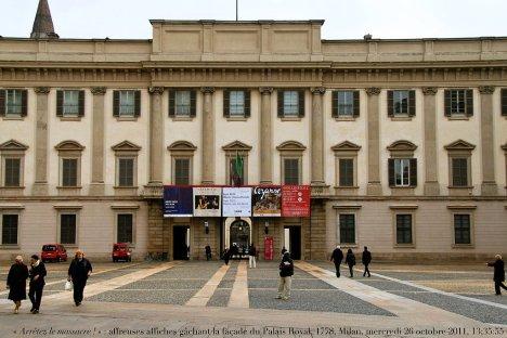 Palazzo Reale, Milano, Lombardy, Italy