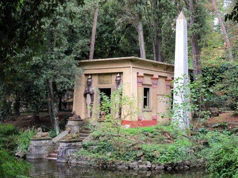 Park Stibbert, Florence, Tuscany, Italy