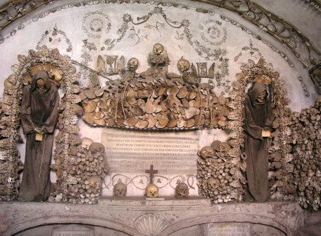 Santa Maria della Concezione dei Cappuccini, Rome, Lazio, Italy