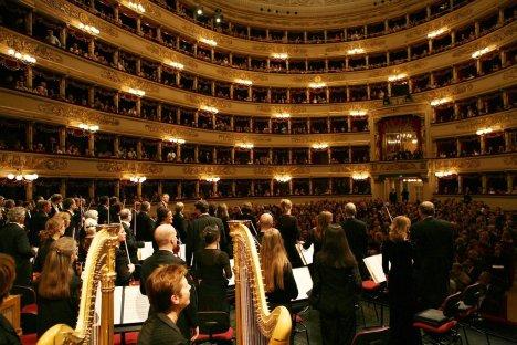 Teatro Alla Scala, Milano, Lombardy, Italy