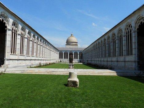 Camposanto monumentale, Pisa, Tuscany, Italy