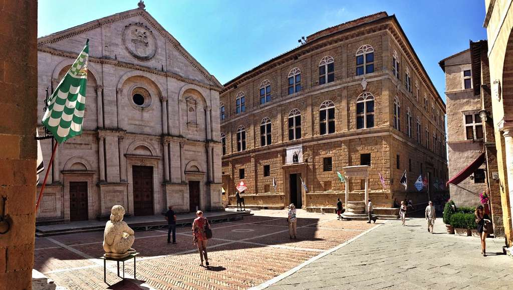 Pienza – Visit The World Cultural Heritage In The Depths Of Tuscany