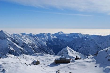 Gressoney-La-Trinité, Valle d'Aosta, Italy
