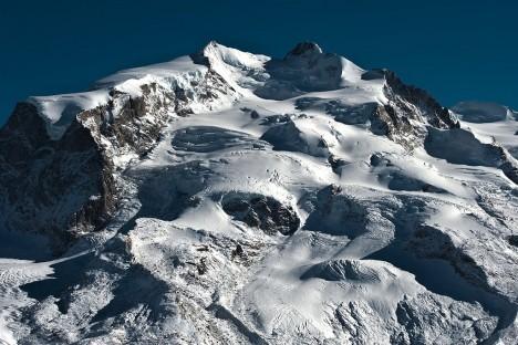 Monte Rosa, Piedmont, Italy