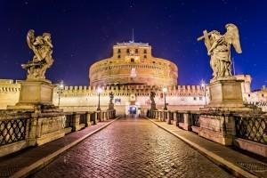 Castel Sant'Angelo, Rome, Lazio, Italy