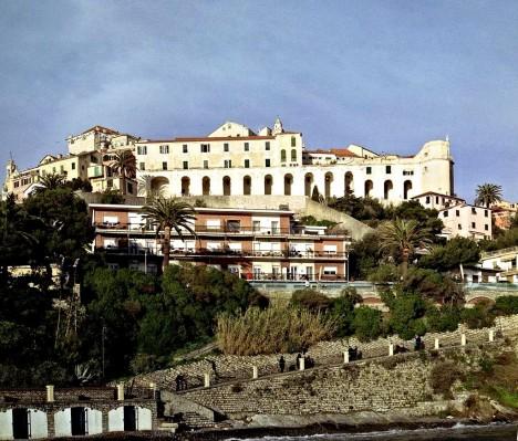 Convent of Santa Chiara, Porto Maurizio, Imperia, Liguria, Italy