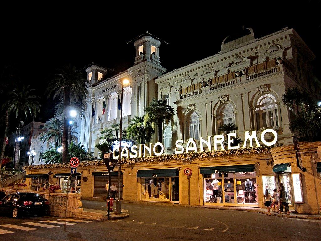 Sanremo – spa resort and center of the Riviera di Ponente