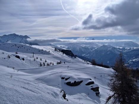 San Sicario, Piedmont, Italy