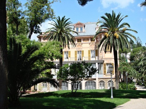 Villa Nobel, Sanremo, Liguria, Italy