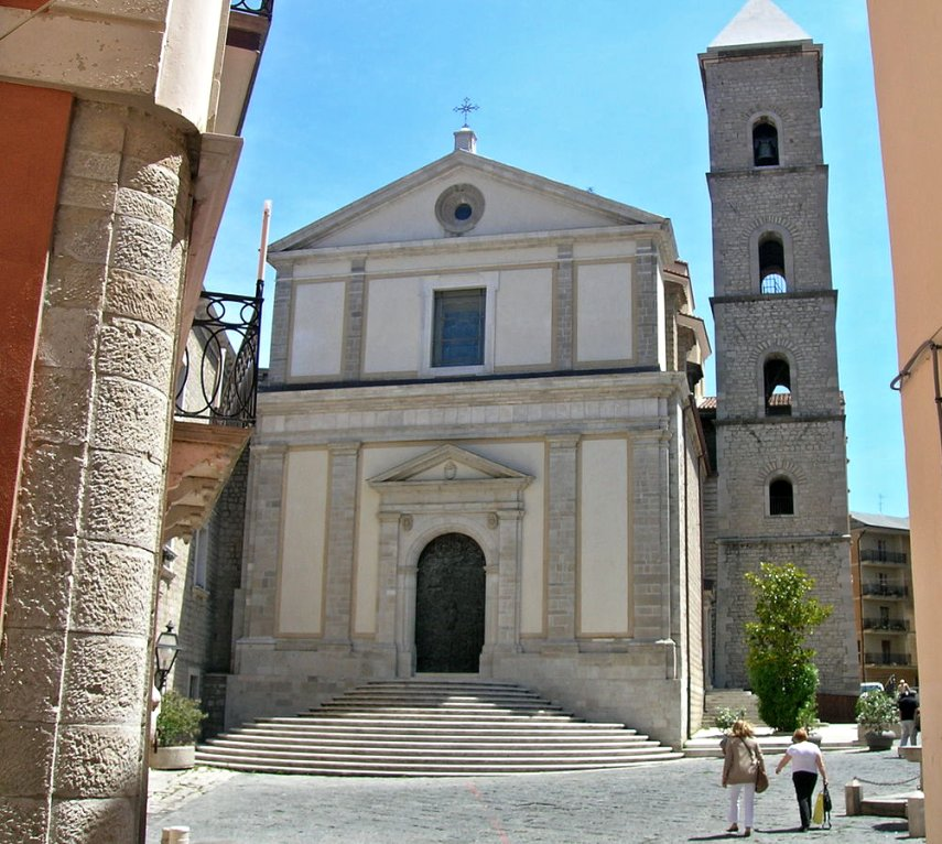 Potenza – the capital city of Basilicata region