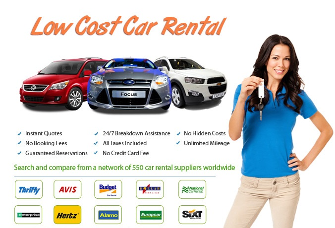 Car hire, rent a car for your trip in Italy