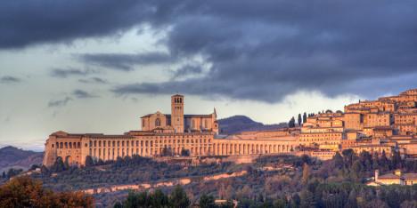 Assisi-skyline