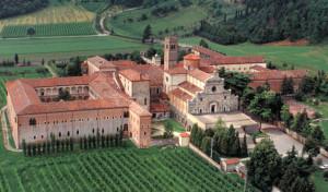 Praglia Abbey - Euganean hills