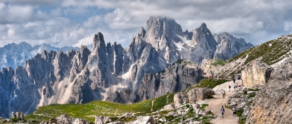 The dolomites unesco world heritage for Where are the dolomites located in italy