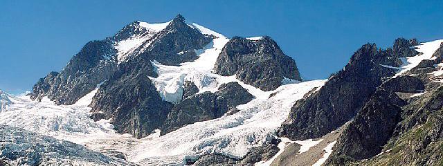italy glaciers dolomites
