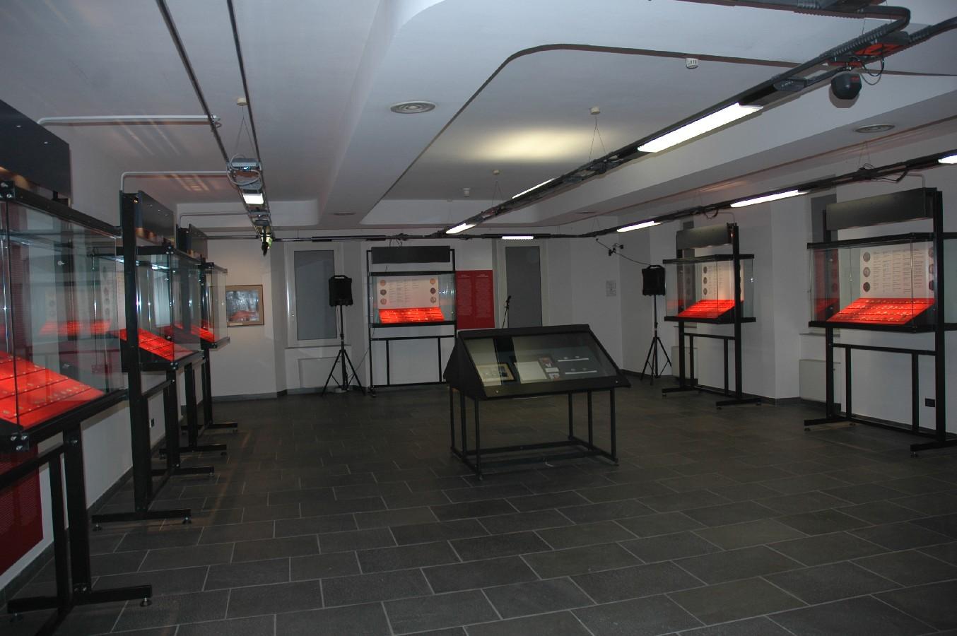 Archeologic Museum aosta