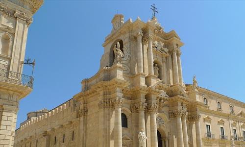 Metropolitan Cathedral of Nativity of Maria Santissima (Duomo of Syracuse - Syracuse)