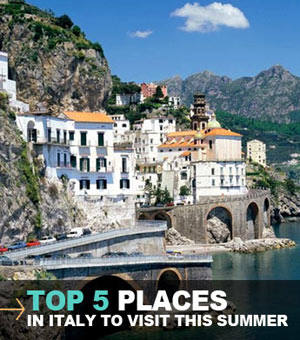5 best places to visit in italy for Best place to travel in italy