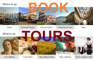 ITALY TOURS PACKAGES BANNER