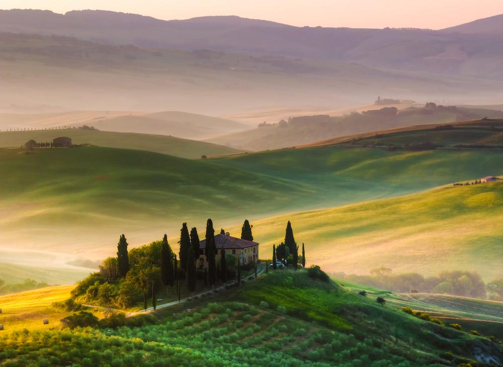 tuscany visit italy