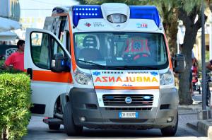 Ambulance, Italy