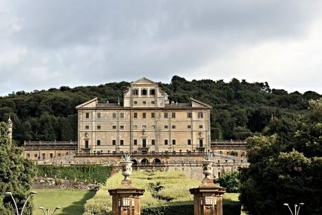 Villa Aldobrandini, Frascati, Lazio, Italy