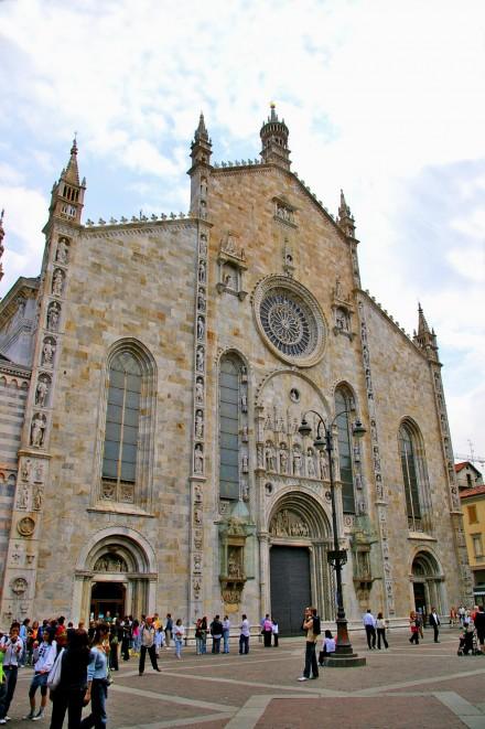 Duomo di Como, Lombardia, Italy
