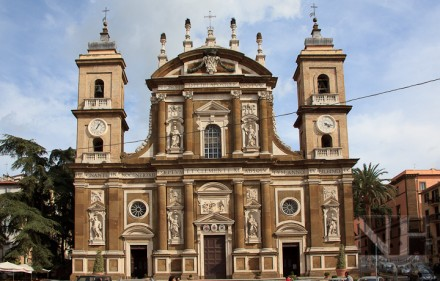 Cathedral of San Pietro Apostolo in Frascati