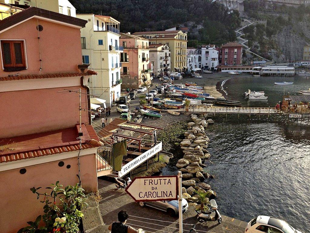 Marina Grande, Sorrento, Campania, Italy