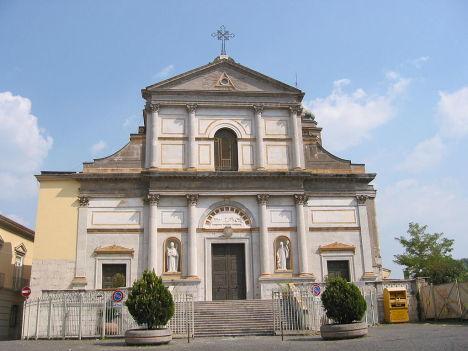 Avellino Cathedral, Campania, Italy