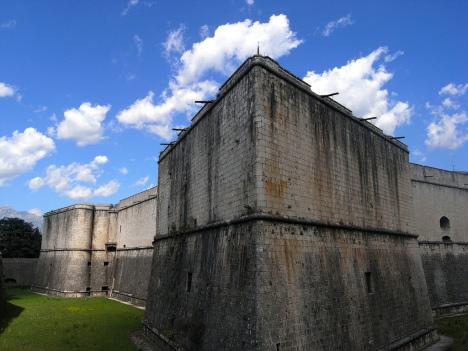 Forte Spagnolo, L'Aquila, Italy
