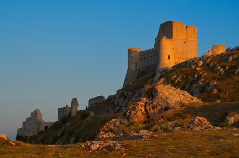 La Rocca di Calascio, Italy