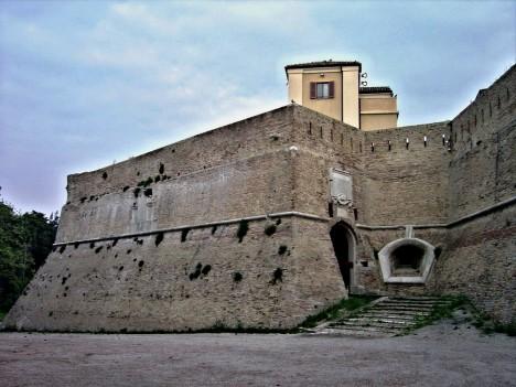 Cittadella di Ancona, Marche, Italy