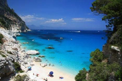 Cala Gonone, Sardinia, Italy