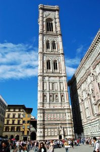 Campanile di Giotto, Florence, Tuscany, Italy