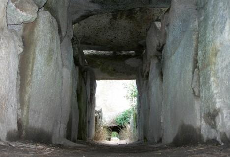 Giant's tomb, Dorgali, Sardinia, Italy
