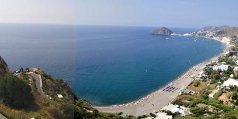 Maronti beach, Ischia, Campania, Italy