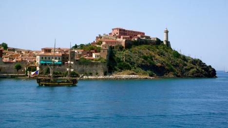 Portoferraio, Island of Elba, Tuscany, Italy