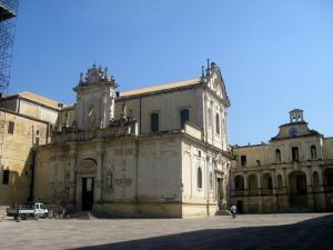 Duomo, Lecce, Puglia, Italy