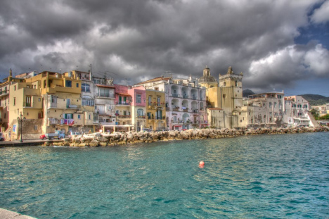Ischia Ponte, Campania, Italy